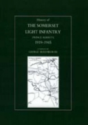 History of the Somerset Light Infantry (Prince Albert's): 1946-1960