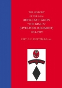 History of the 2/6th (Rifle) Battalion  The King's  (Liverpool Regiment) 1914-1918