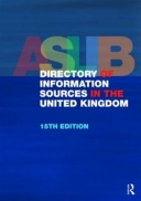 The Aslib Directory of Information Sources in the United Kingdom