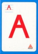 Abax Miniature Letter Cards