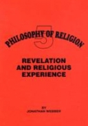 Revelation and Religious Experience