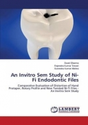 An Invitro Sem Study of Ni-Ti Endodontic Files
