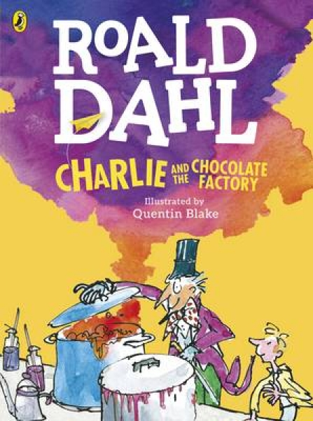 Charlie and the Chocolate Factory Roald Dahl New Paperback Free UK Post