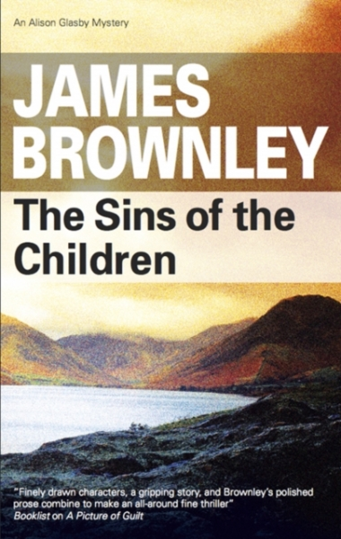 Sins of the Children James Brownley Hardback New Book Free UK Delivery