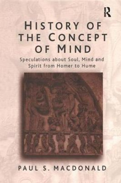 History of the Concept of Mind Paul S. MacDonald Paperback New Book Free UK Deli