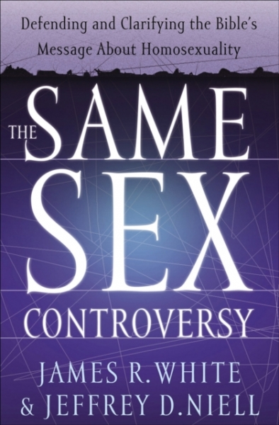 The Same Sex Controversy James R. White Jeffrey D Niell Paperback New Book Free