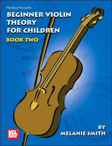 Beginner Violin Theory For Children Book Two Smith Melanie Paperback New Book Fr