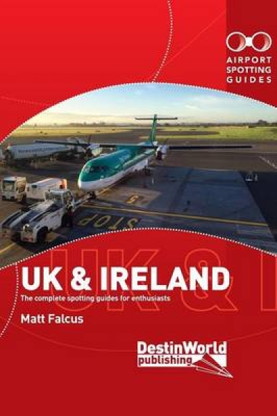Airport Spotting Guides UK & Ireland by Matt Falcus (Paperback, 2016)