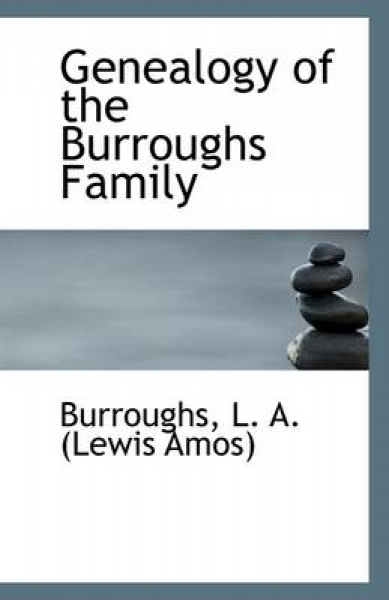 Genealogy of the Burroughs Family