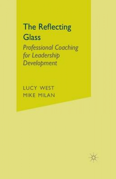 The Reflecting Glass Lucy West Mike Milan Paperback New Book Free UK Delivery