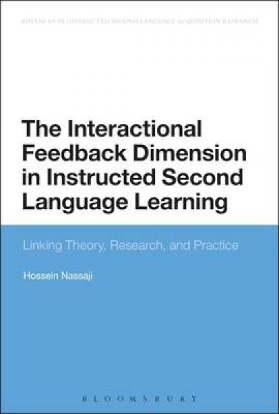 The Interactional Feedback Dimension in Instructed Second Language Learning Hoss