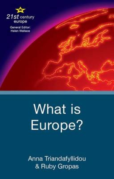 What is Europe Anna Triandafyllidou Ruby Gropas Paperback New Book Free UK Deliv