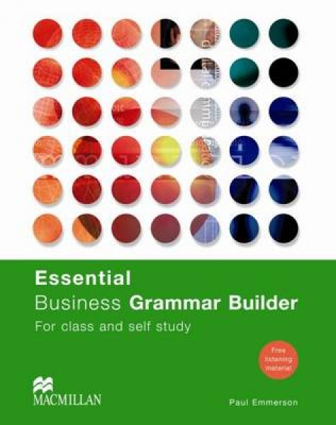 Essential Business Grammar Builder Paul Emmerson Mixed media product New Book Fr