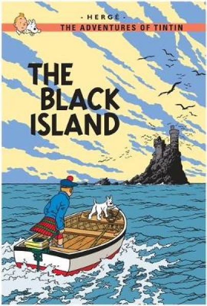 Black Island 9781405208062 Herge Paperback New Book Free UK Delivery