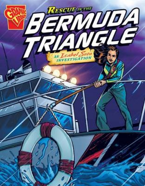 Rescue in the Bermuda Triangle Marc Tyler Nobleman Paperback New Book Free UK De