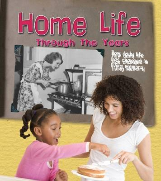Home Life Through the Years 9781406290196 Clare Lewis Paperback New Book Free UK