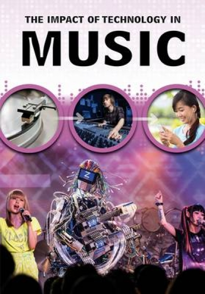 The Impact of Technology in Music Matthew Anniss Hardback New Book Free UK Deliv