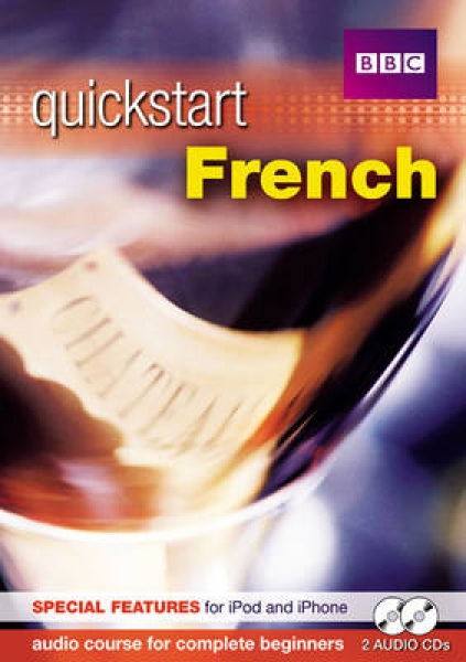 Quickstart French Anneli McLachlan CD-Audio New Book Free UK Delivery