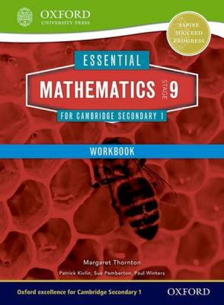 Essential Mathematics for Cambridge Secondary 1 Stage 9 Work Book Margaret Thorn