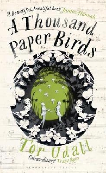 A Thousand Paper Birds Tor Udall Hardback New Book Free UK Delivery