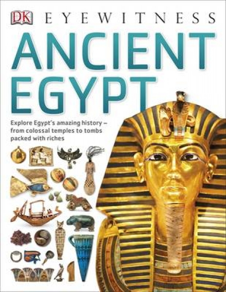 Ancient Egypt 9781409343783 DK Paperback New Book Free UK Delivery