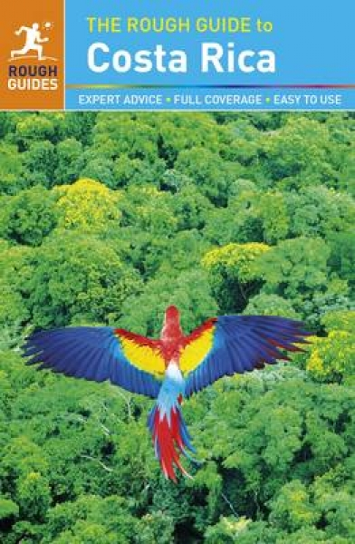 The Rough Guide to Costa Rica Rough Guides Paperback New Book Free UK Delivery