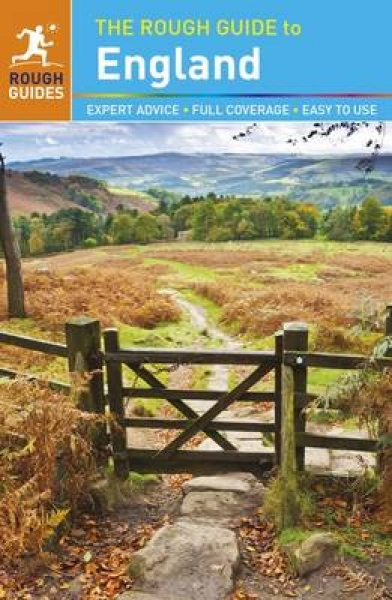 The Rough Guide to England Rough Guides Paperback New Book Free UK Delivery