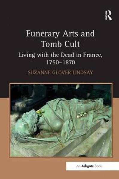 Funerary Arts and Tomb Cult Suzanne Glover Lindsay Hardback New Book Free UK Del