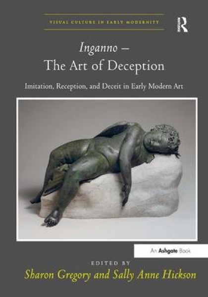 Inganno - The Art of Deception Sally Anne Hickson Sharon Gregory Allison Levy Ha