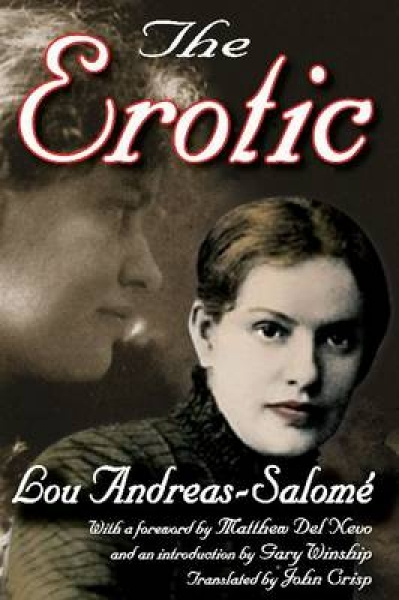 The Erotic Lou Andreas-Salome Paperback NEW Book
