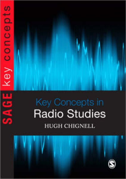 Key Concepts in Radio Studies Hugh Chignell Paperback New Book Free UK Delivery