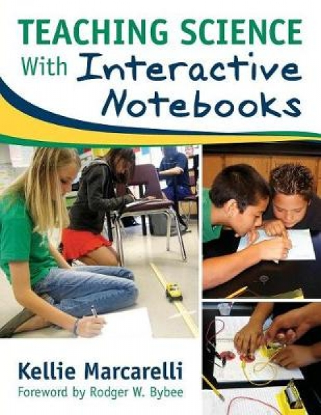 Teaching Science with Interactive Notebooks Kellie Marcarelli Paperback New Book