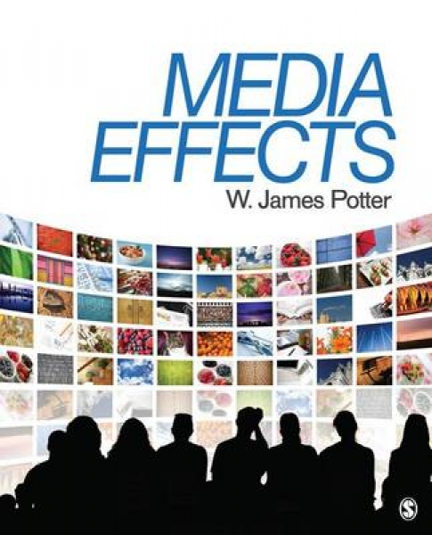 Media Effects 9781412964692 W. James Potter Paperback New Book Free UK Delivery