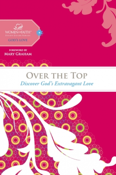 Over the Top Margaret Feinberg Hardback New Book Free UK Delivery