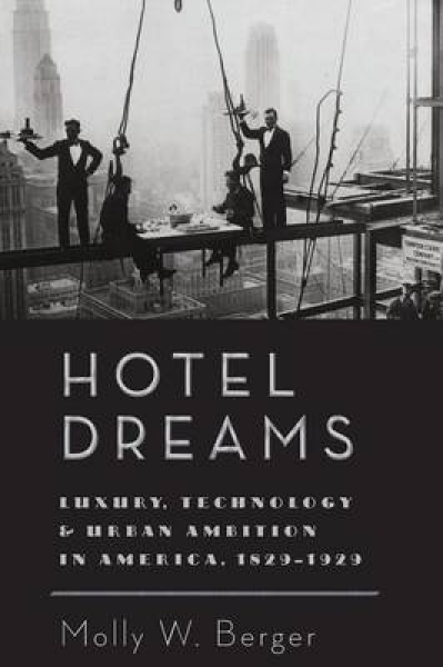 Hotel Dreams Molly W. Berger Paperback New Book Free UK Delivery