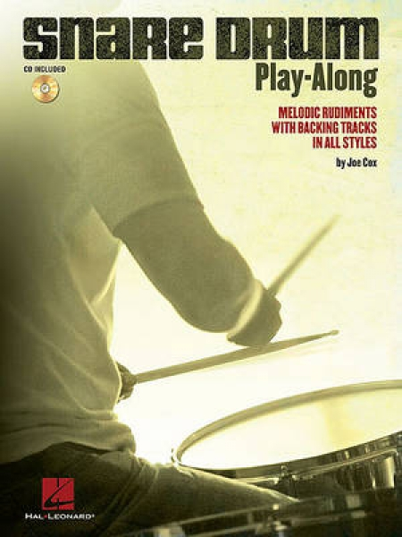 Snare Drum Play-Along Joe Cox Paperback New Book Free UK Delivery