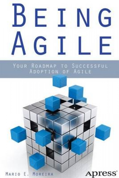 Being Agile Your Roadmap to Successful Adoption of Agile Mario E. Moreira Paperb
