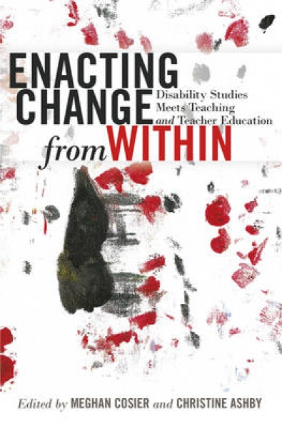 Enacting Change from Within Meghan Cosier Christine Ashby Paperback New Book Fre