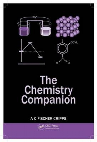 The Chemistry Companion Anthony Craig Fischer-Cripps Paperback New Book Free UK