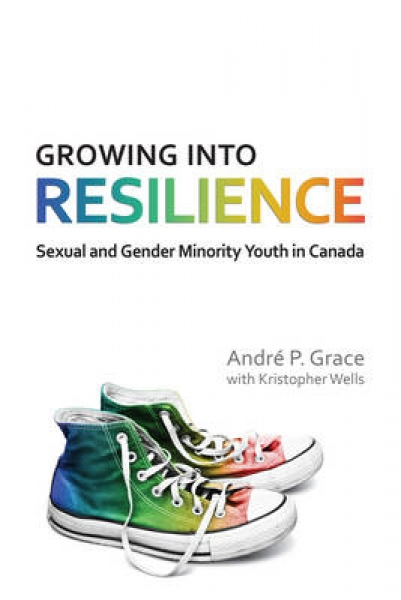 Growing into Resilience Andre P. Grace Paperback New Book Free UK Delivery
