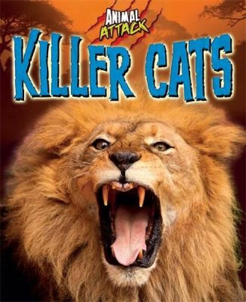 Killer Cats Alex Woolf Paperback New Book Free UK Delivery