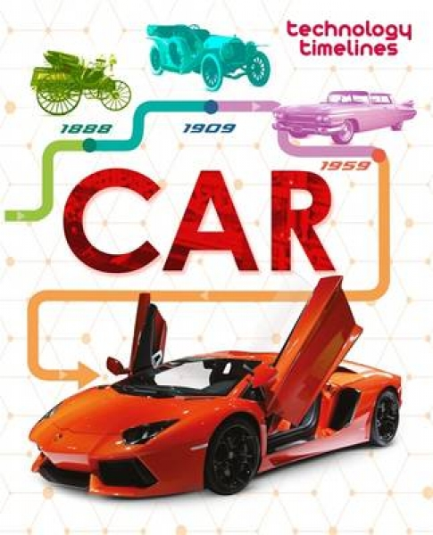 Car 9781445135748 Franklin Watts Tom Jackson Paperback New Book Free UK Delivery