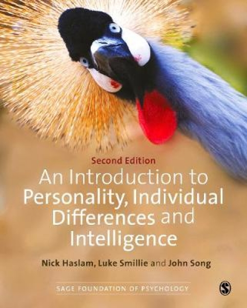 An Introduction to Personality Individual Differences and Intelligence 978144624