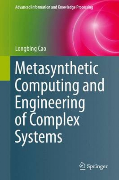 Metasynthetic Computing and Engineering of Complex Systems Longbing Cao Hardback