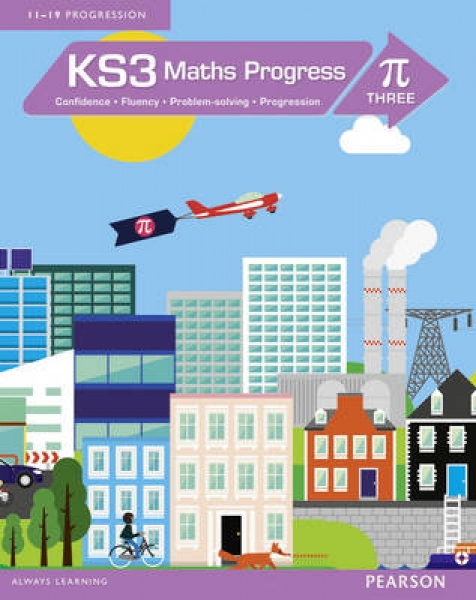 KS3 Maths Progress Student Book 9781447962366 Paperback New Book Free UK Deliver