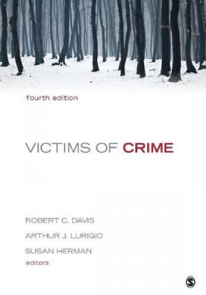 Victims of Crime Randy Joe Davis Susan A. Herman Arthur J. Lurigio Paperback New