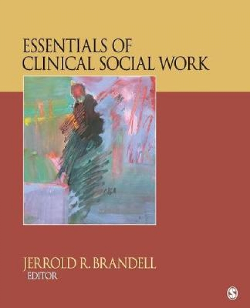 Essentials of Clinical Social Work Jerrold R. Brandell Paperback New Book Free U