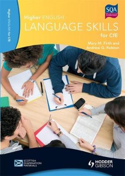 Higher English Language Skills for CfE Mary M. Firth Andrew G. Ralston Paperback