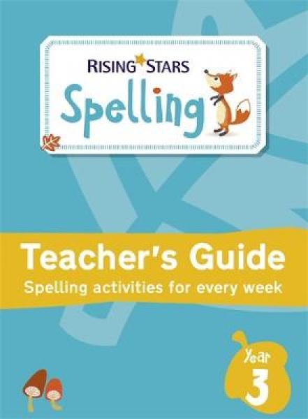 Rising Stars Spelling Year 3 Gill Matthews Paperback New Book Free UK Delivery