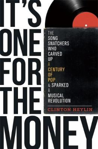 Its One for the Money Clinton Heylin Hardback New Book Free UK Delivery